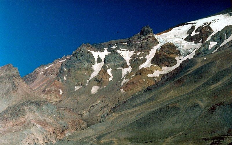 Konwakiton Glacier Mount Shasta