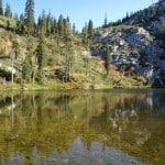 Little Castle Lake and Mount Bradley Ridge Hike