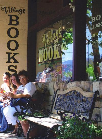 Village Books in Mount Shasta