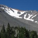 Hiking to Horse Camp on Mount Shasta