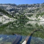 Hiking Big Bear Lake in the Trinity Alps