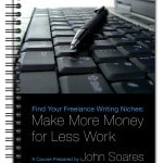 My Latest E-book Helps Freelance Writers