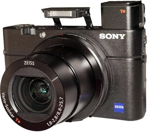 Sony RX100 hiking and backpacking camera: lightweight, high quality, fits in shirt pocket.
