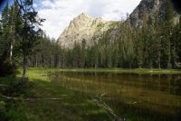 Hiking Seven Lakes Basin Trails in the Trinity Divide Mountains