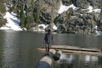 Hiking Trinity Divide Trails: Cliff Lakes, Picayune Lake, Pacific Crest Trail