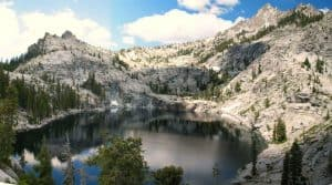 Smith Lake via Alpine Lake: Trinity Alps Cross-Country Challenge