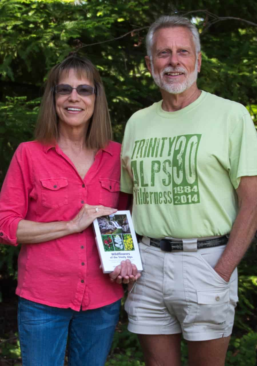 Ken DeCamp and Julie Kierstead Nelson. Julie Kierstead Nelson and Julie Knorr provided scientific review and editing of Wildflowers of the Trinity Alps.