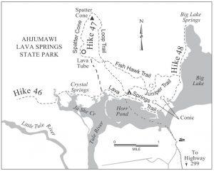 Exploring Ahjumawi Lava Springs State Park Hiking Trails
