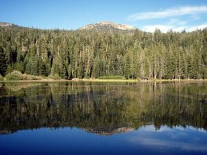 Heart Lake National Recreation Trail, Lassen National Forest