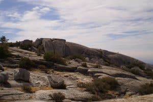Big Bald Rock Trail: Sierra Granite Views!