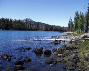 Hiking Lake Eiler and Other Thousand Lakes Wilderness Lakes