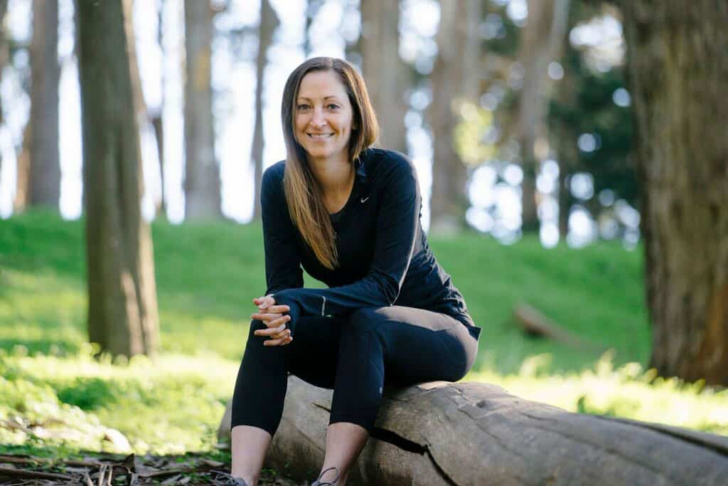 Alexandra Kenin, Author of Urban Trails San Francisco and owner of Urban Hiker SF.