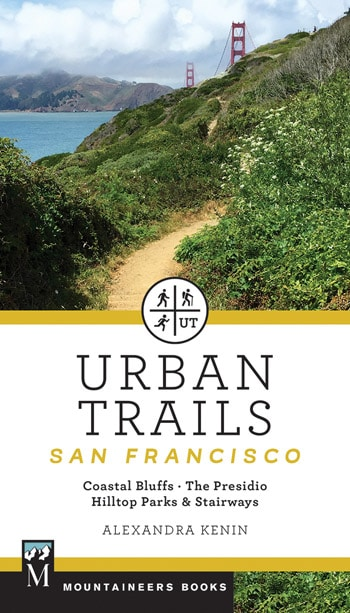Cover of the book Urban Trails San Francisco by author Alexandra Kenin