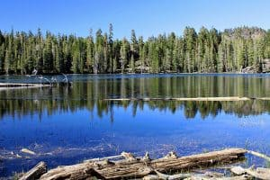 Crystal Lake Trail, Lassen Volcanic National Park