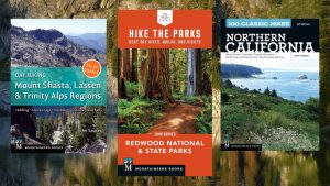 Give the Gift of Hiking Guidebooks This Year!