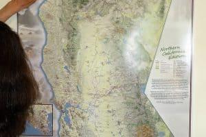 California Hiking Map Review: Northern California