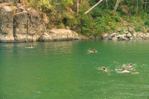 Myrtle Beach: Superb Smith River Swimming Hole